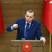 Erdogan's Turkey has reached new levels of hysteria