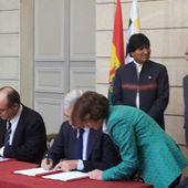 Aéronautique : Thales obtient un joli contrat en Bolivie