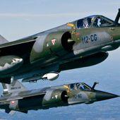 La France près de vendre 64 Mirage F1... aux Etats-Unis
