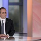 Flop d'audience pour François Hollande sur France 2