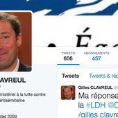 Antiracisme: Gilles Clavreul, délégué interministériel à la discorde