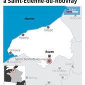 Saint-Etienne-du-Rouvray: Daech attaque dans une église