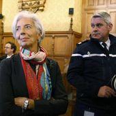 Christine Lagarde jugée coupable par la CJR mais dispensée de peine