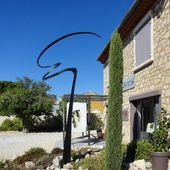 Galerie d'art contemporain,art contemporain Vaucluse,Luberon