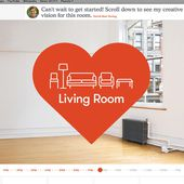 Home Décor Retailer CB2 Invites Pinterest Users to Furnish Apartment
