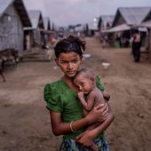 Myanmar to Bar Rohingya From Fleeing, but Won't Address Their Plight