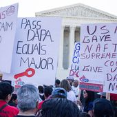 Supreme Court Weighs Obama's Immigration Plan, With Much at Stake