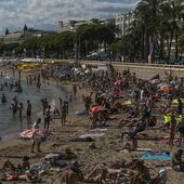 Cannes, Citing Security Risks, Bans Full-Body 'Burkinis' From Its Beaches