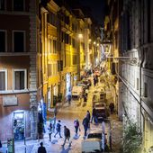 Streetlight Fight in Rome: Golden Glow vs. Harsh LED