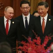 In Beijing, Putin Plays Two Piano Tunes From His Childhood