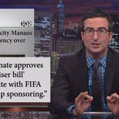 John Oliver Destroys FIFA In Every Way Possible