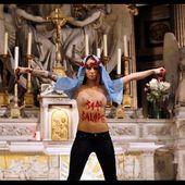Confessions d'une ex-Femen : un portrait sans tabou des sextrémistes