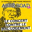 ABBE ROAD 2 LE CONCERT CONTRE LE MAL LOGEMENT @ La Cigale, Paris - 17 Octobre 2015