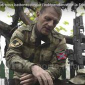 Erwan Castel, Officier Francais passé a l'Est se bat avec la Russie pour sauver l'indépendance de la France