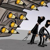 Caricature du lundi 12 janvier 2015