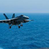 Les États-Unis autorisent la vente de chasseurs Super Hornet au Canada