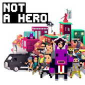 Not A Hero sur PS4