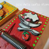 Magnetic Mousetrap Clips Tutorial