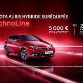 Toyota France : voitures neuves, occasions, hybrides et entreprise