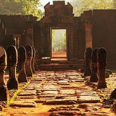 'Indiana Jane' and the Looted Temples of Koh Ker