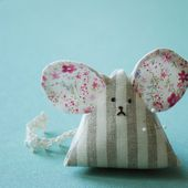 Mouse Pincushion Video Tutorial