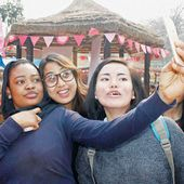 China, France, UK and 3 more in e-visa list&#x3B; India sees 421.6% jump in tourists - The Times of India