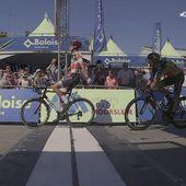 La deuxième étape du Tour de Belgique remportée par Van der Poel