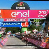 Tom Dumoulin (Sunweb) en patron sur la 14e étape du Giro 2017