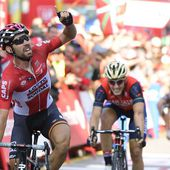 Vuelta 2017 - Thomas De Gendt poursuit la belle série de Lotto-Soudal