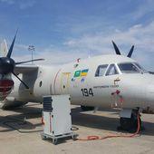 """Le nouvel Antonov, l'avion qui dit """"non"""" à la Russie"""