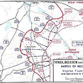 Mines in the Battle of Messines (1917) - Wikipedia