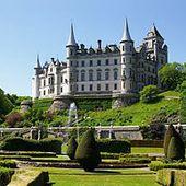 Château de Dunrobin - Wikipédia