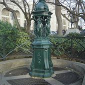 Fontaine Wallace - Wikipédia