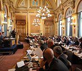 Assemblée parlementaire de l'OTAN - Wikipédia