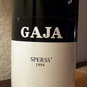 Gaja (wine) - Wikipedia, the free encyclopedia
