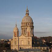Basilique Notre-Dame-de-l'Immaculée-Conception de Boulogne-sur-Mer - Wikipédia