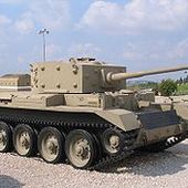 Cromwell (char) - Wikipédia