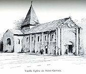 Chapelle Saint-Gervais de Briouze