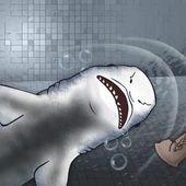 L'étrange affaire du requin qui régurgita un bras humain