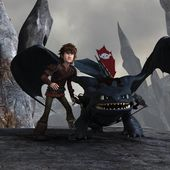Hiccup Takes on the Sentinels in 'Dragons: Race to the Edge' Clip (EXCLUSIVE)
