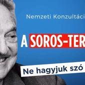 """Hongrie : consultation nationale contre le """"plan Soros"""""""