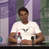 Rafael Nadal Fourth Round Press Conference 2017