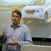 Aurora, self-driving startup with rock star lineage, talks plans