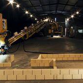 Caterpillar investit dans le robot maçon de Fastbrick Robotics - 3Dnatives