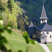 Écoutez les chants du monastère - Abbaye de Tamié