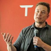 Musk's 'bold offer' to halve Tesla's battery price 'blew up people's models'