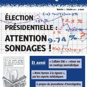 Cadeau : Médiacritique(s), notre trimestriel imprimé, n°1 (octobre 2011) en .pdf