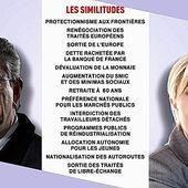 Les éditocrates contre Jean-Luc Mélenchon (bis repetita) ?