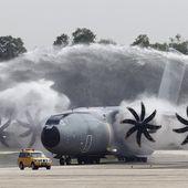 Livraison démonstrative pour le quatrième A400M malaisien - Aerobuzz