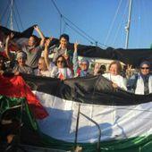 """Le bateau des femmes """"Zaytouna-Oliva"""" part pour Gaza - L' """"Amal - Hope"""" est prévu à sa suite"""